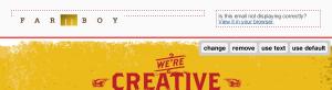 MailChimp Edit