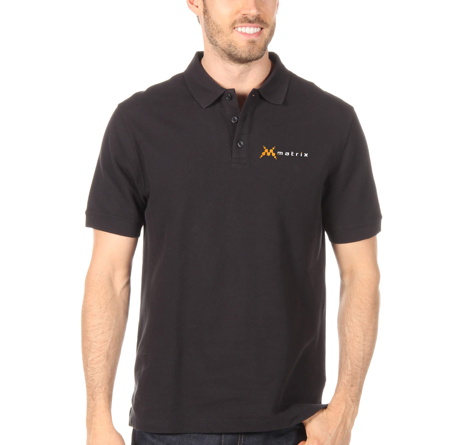 Matrix Polo Shirt