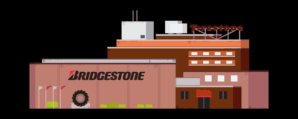 Des Moines Bridgestone Firestone Plant