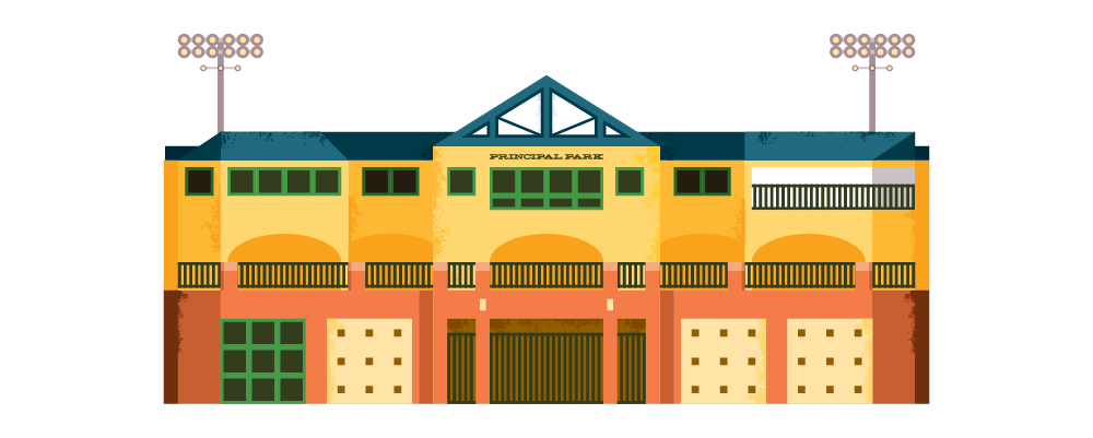 Principal Park Illustration