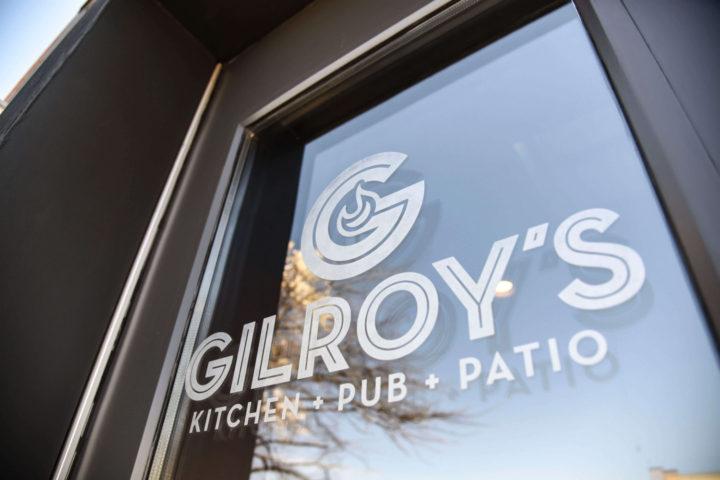 Gilroy's Front Door