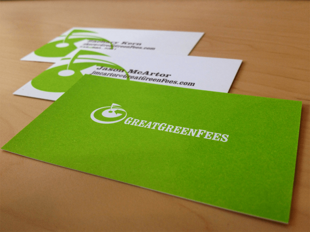 GreatGreenFees Cards