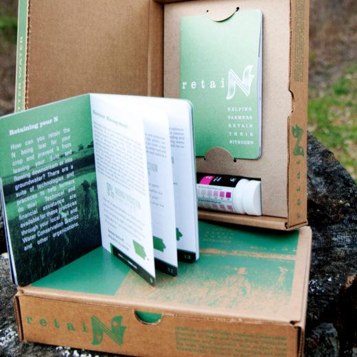 Branding, Booklet Design, Packaging, & Web Development
