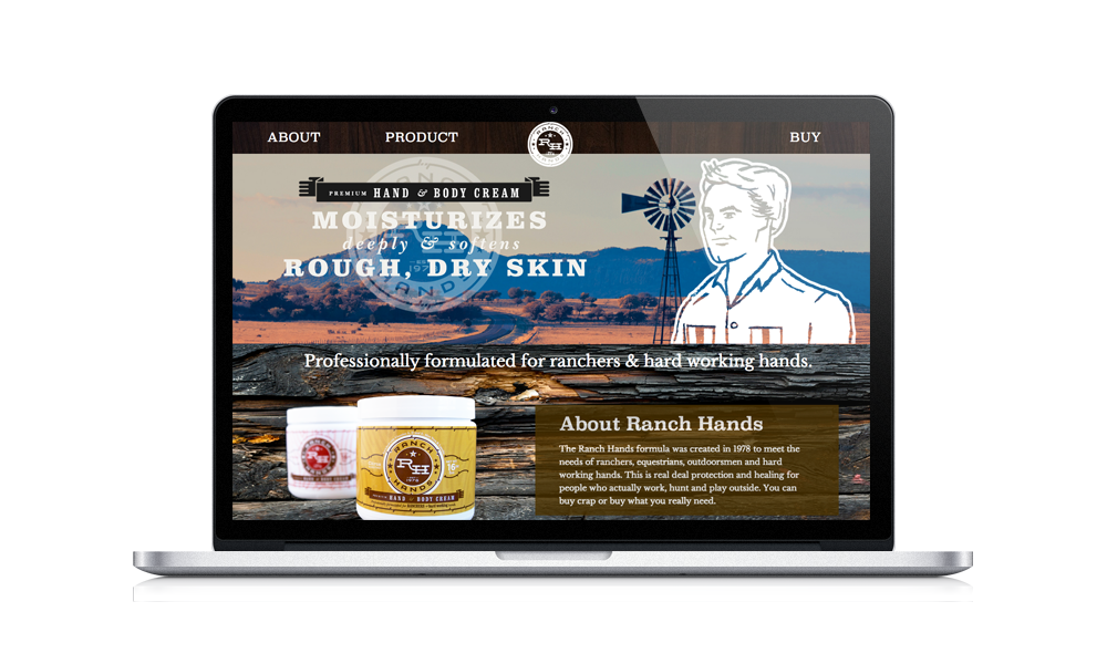 Ranch Hands Website