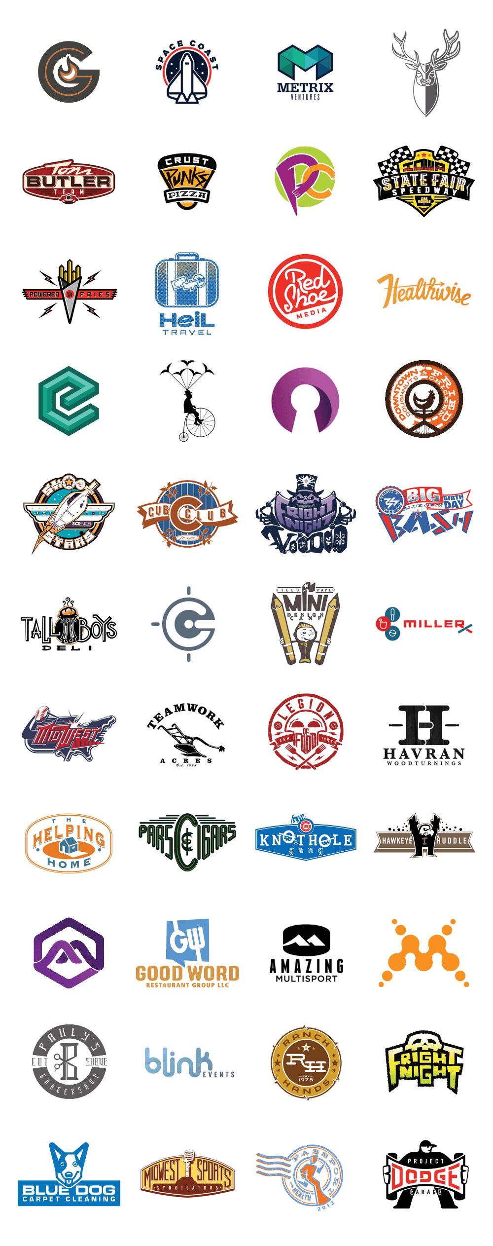 Farmboy Logos and Marks