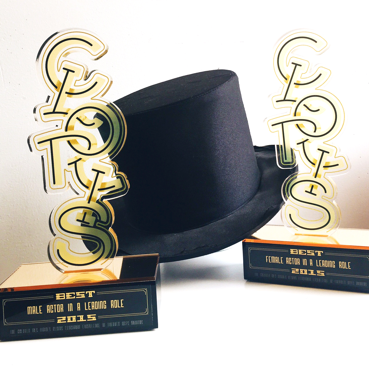 Farmboy Cloris Awards Trophies