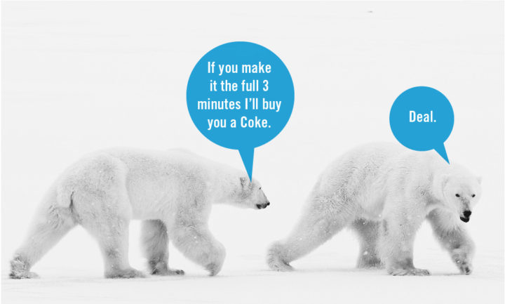 Farmboy Polar Bears Blog Header