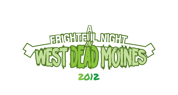 Fright Night 2012 Branding Logo