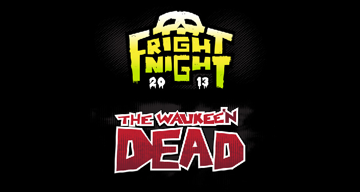 Fright Night 2013 Branding Logo