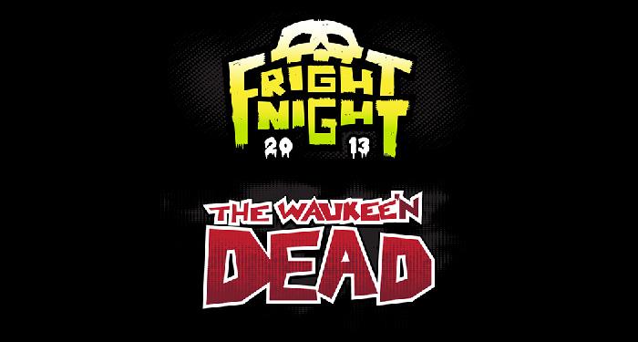 Fright Night 2013 Branding Logo