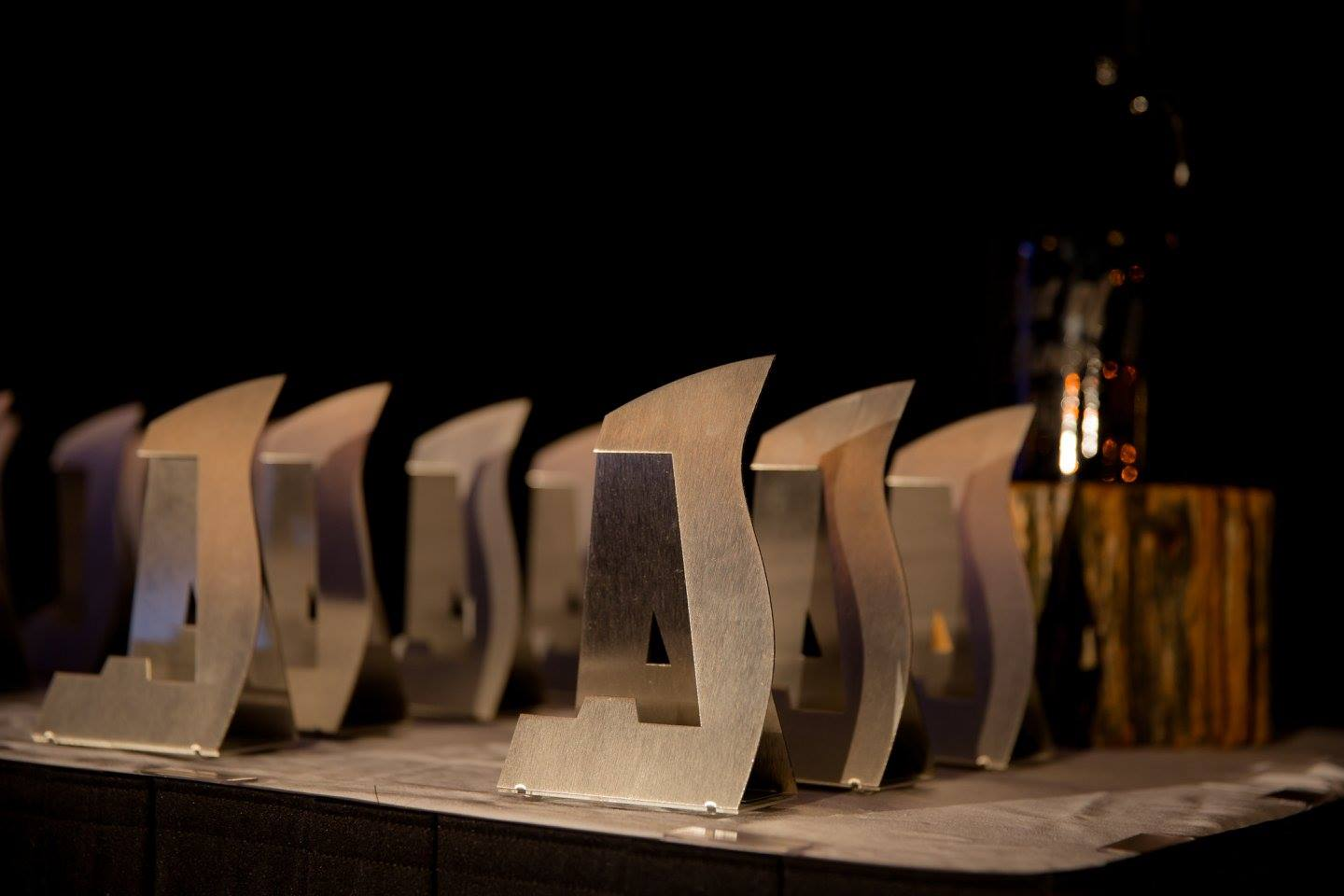 Farmboy American Advertising awards trophies