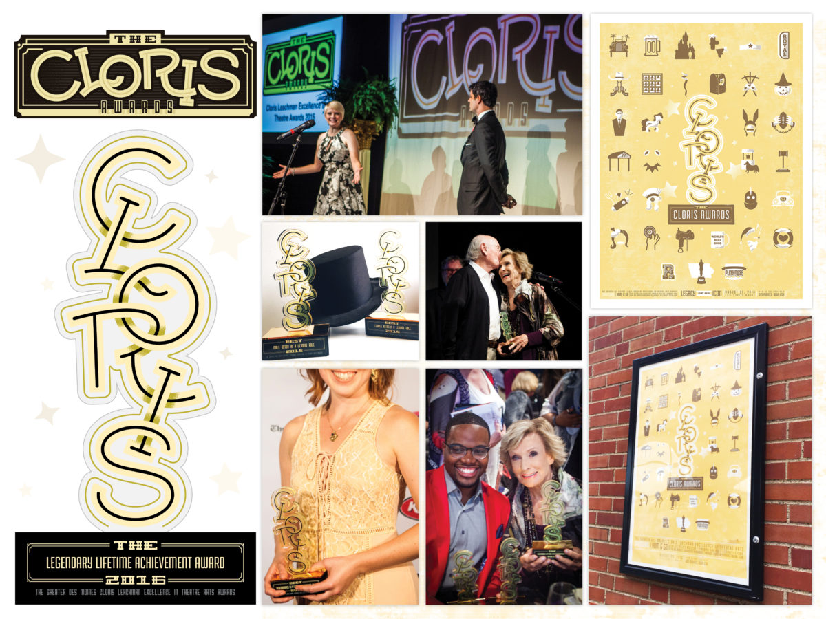 Farmboy Cloris Awards Des Moines Social Club Iowa Advertising Campaign