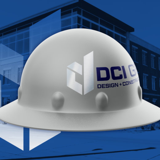 DCI Group Rebrand & Web Development