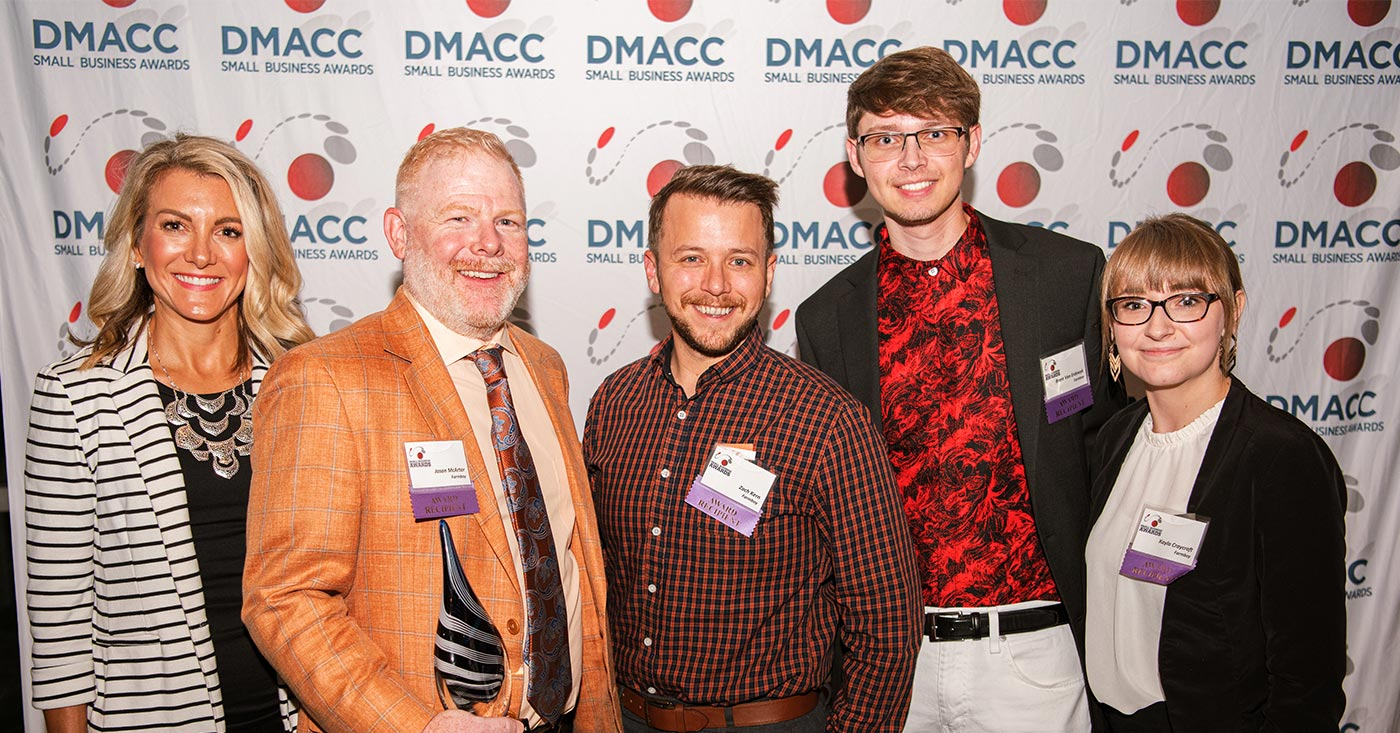 DMACC Small Business Awards 2019 – Farmboy